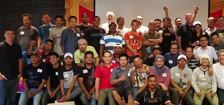 Start Safe Seminar In Miri, Malaysia